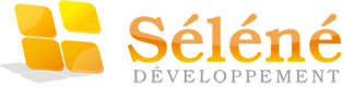 logo selene referencement naturel en drome ard�che